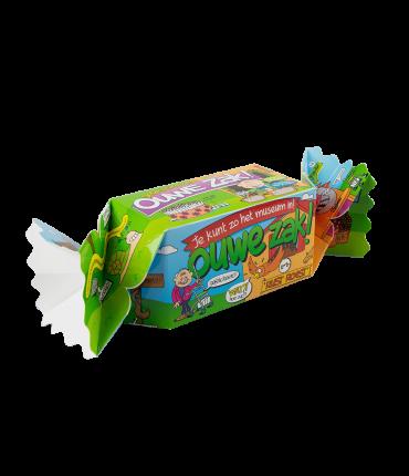Kado/Snoepverpakking Fun - Ouwe zak