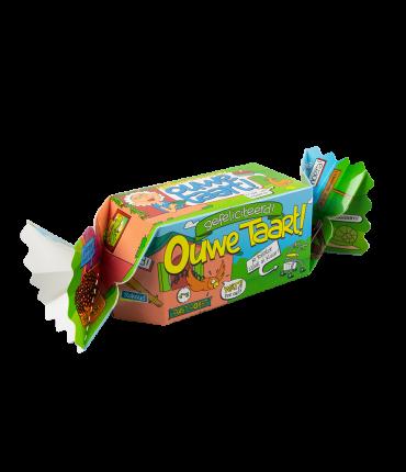 Kado/Snoepverpakking Fun - Ouwe taart