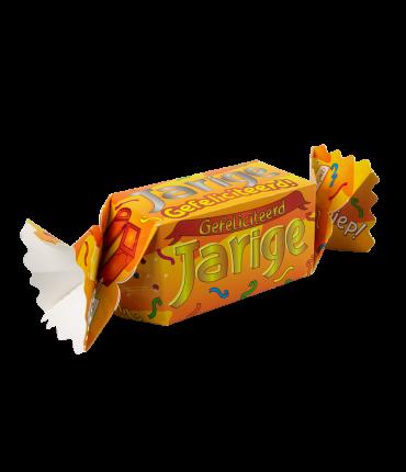 Kado/Snoepverpakking Fun - Jarige