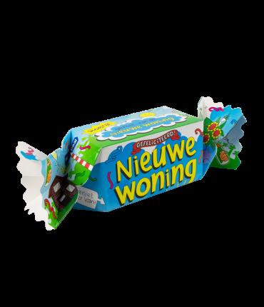 Kado/Snoepverpakking Nieuw - Nieuwe woning