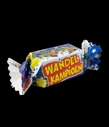 Kado/Snoepverpakking Nieuw - Wandelkampioen