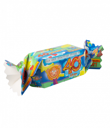 Kado/Snoepverpakking Fun - 40 jaar vrouw