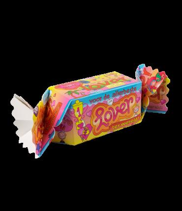 Kado/Snoepverpakking Fun - Lover