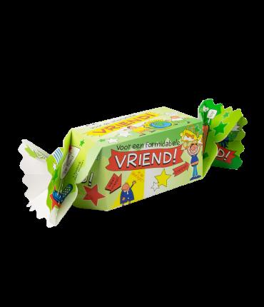 Kado/Snoepverpakking Fun - Vriend