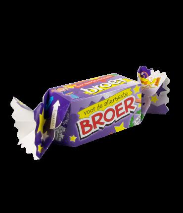Kado/Snoepverpakking Fun - Broer