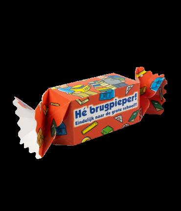 Kado/Snoepverpakking Feest - Brugpieper