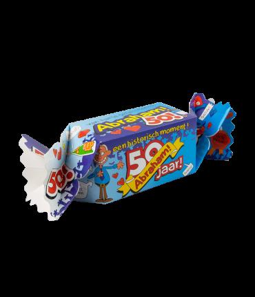 Kado/Snoepverpakking Fun - Abraham