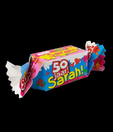 Kado/Snoepverpakking Fun - Sarah