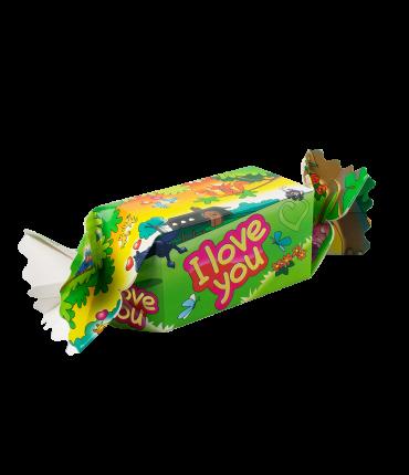 Kado/Snoepverpakking Special - I love you 1 (S2)