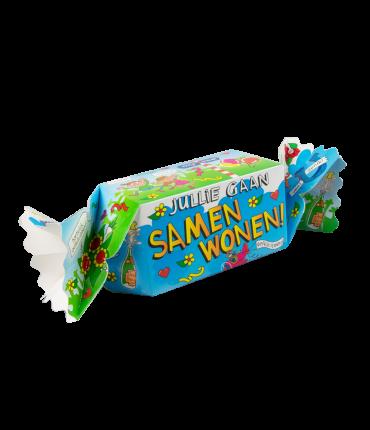 Kado/Snoepverpakking Nieuw - Samenwonen
