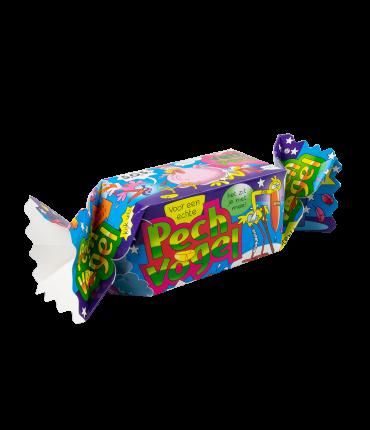 Kado/Snoepverpakking Feest - Pechvogel