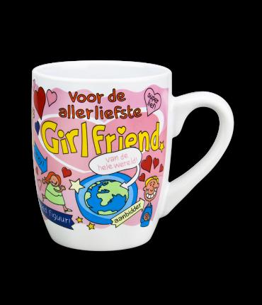 Cartoonmok Girlfriend