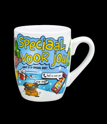 Cartoonmok Speciaal voor jou