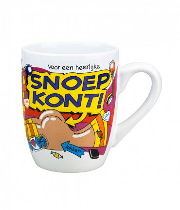 Cartoonmok Snoepkont