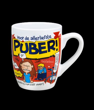 Cartoonmok Puber