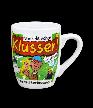 Cartoonmok Klusser