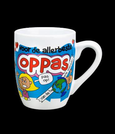 Cartoonmok Oppas