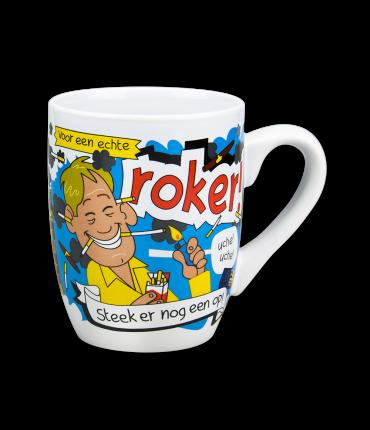 Cartoonmok Roker