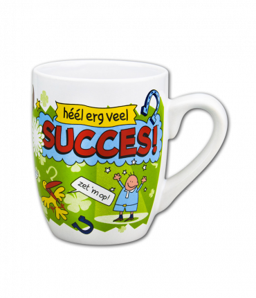 Cartoonmok Succes