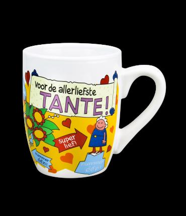 Cartoonmok Tante