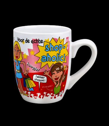 Cartoonmok Shopaholic