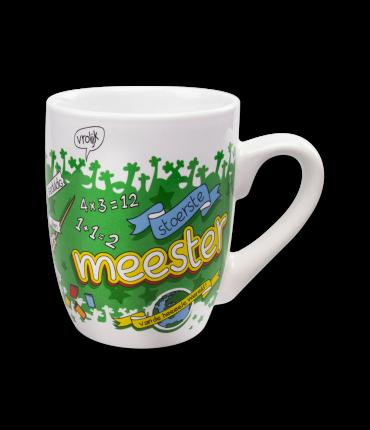 Cartoonmok Meester 2