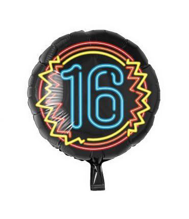 Neon Foil balloon - 16