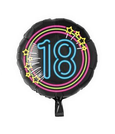 Neon Foil balloon - 18