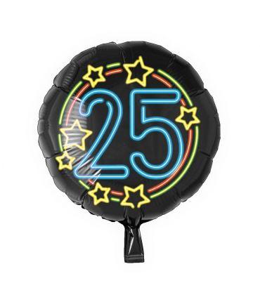 Neon Foil balloon - 25