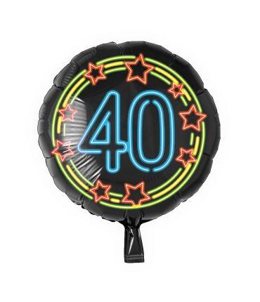Neon Foil balloon - 40