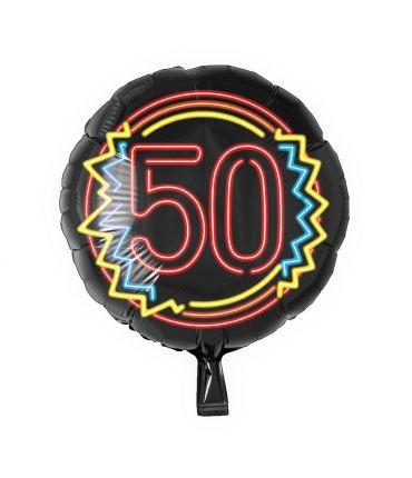 Neon Foil balloon - 50
