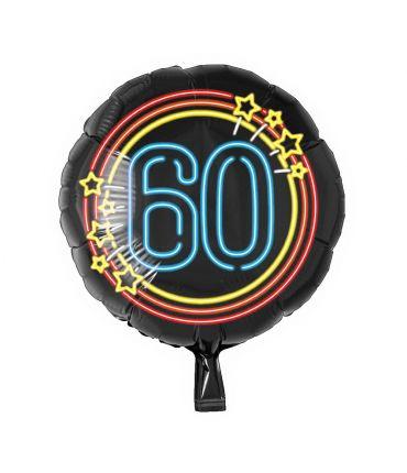 Neon Foil balloon - 60