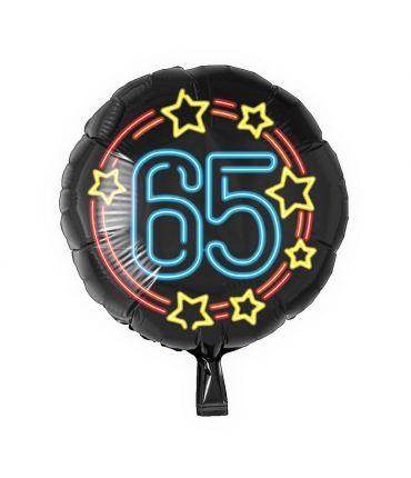 Neon Foil balloon - 65