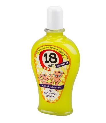 Fun Shampoo - 18 jaar links