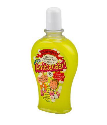 Fun Shampoo - Ambtenaar