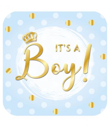Huldeschild - Special - It's a boy!