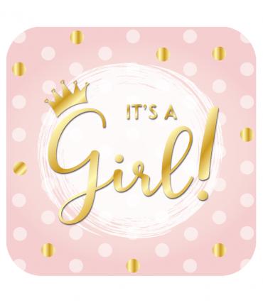 Huldeschild - Special - It's a girl!
