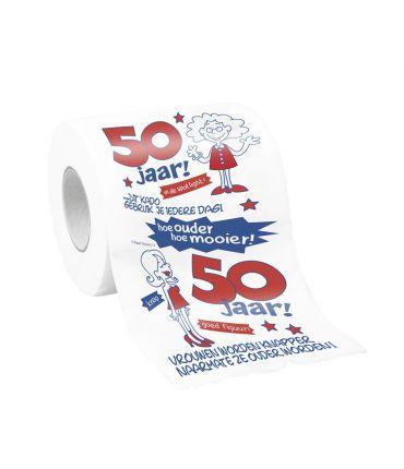 Toiletpapier - 50 vrouw