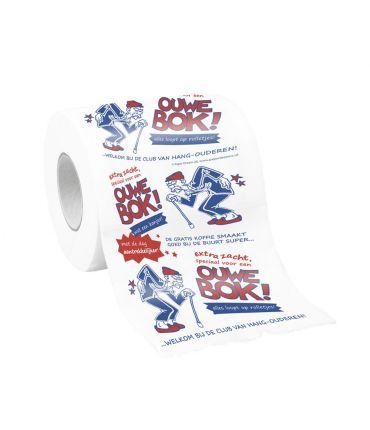 Toiletpapier - Ouwe bok