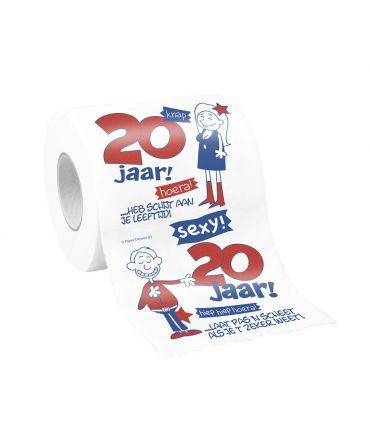 Toiletpapier - 20