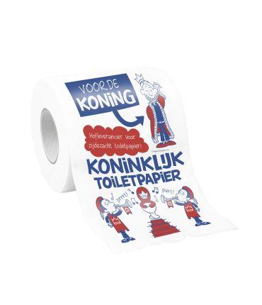 Toiletpapier - The King
