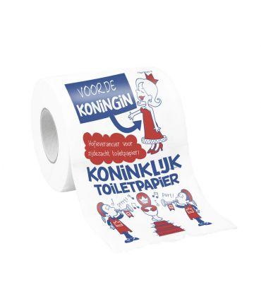 Toiletpapier - The Queen