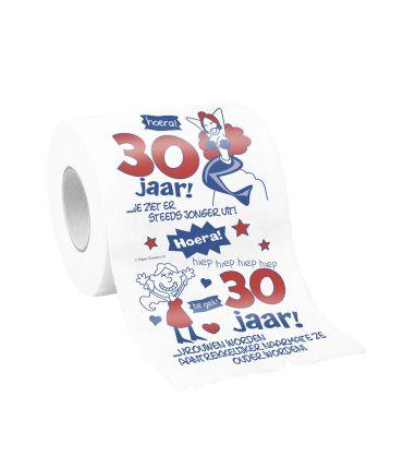 Toiletpapier - 30 vrouw