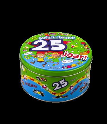 Snoeptrommel - 25 jaar
