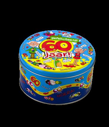 Snoeptrommel - 60 jaar