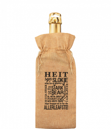 Bottle gift bag - Heit