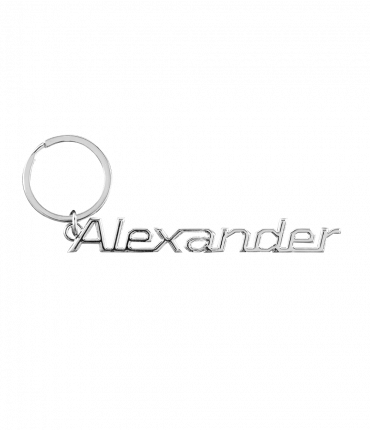 Cool car keyrings - Alexander