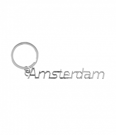 Cool car keyrings - Amsterdam