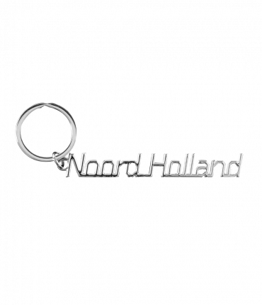 Cool Car keyring - Noord Holland