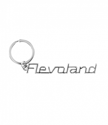 Cool car keyrings - Flevoland